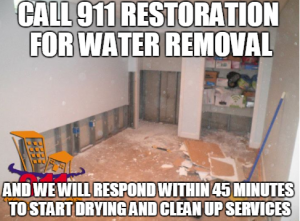 Water Removal Henderson