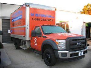 Water Remediation Vehicle